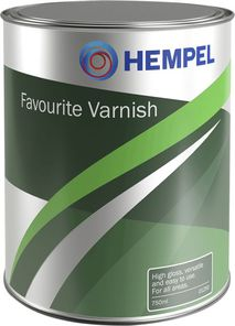 HEMPEL'S FAVOURITE VARNISH 01250 алкидный лак